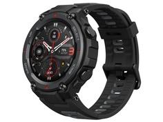 Умные часы Xiaomi Amazfit A2013 T-Rex Pro Meteorite Black