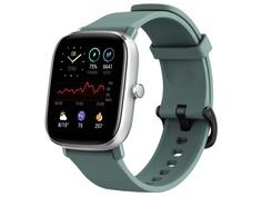 Умные часы Xiaomi Amazfit A2018 GTS 2 Mini Sage Green Выгодный набор + серт. 200Р!!!