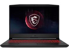 Ноутбук MSI Pulse GL66 11UCK-421RU 9S7-158224-421 (Intel Core i7-11800H 2.3GHz/8192Mb/512Gb SSD/nVidia GeForce RTX3050 4096Mb/Wi-Fi/Bluetooth/Cam/15.6/1920x1080/Windows 10)