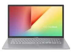 Ноутбук ASUS X712JA-AU356T 90NB0SZ1-M04390 (Intel Core i3-1005G1 1.2 GHz/8192Mb/1000Gb/Intel UHD Graphics/Wi-Fi/Bluetooth/Cam/17.3/1920x1080/Windows 10 Home 64-bit)