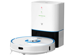 Робот-пылесос Xiaomi Viomi Vacuum cleaning Robot S9 UV White V-RVCLMD28D