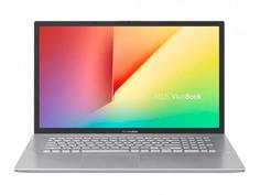 Ноутбук ASUS VivoBook K712JA-BX341 90NB0SZ3-M04180 (Intel Core i5 1035G1 1.0Ghz/8192Mb/512Gb SSD/Intel UHD Graphics/Wi-Fi/Bluetooth/Cam/17.3/1600x900/No OC)