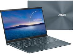 Ноутбук ASUS UX425EA-KI391R 90NB0SM1-M10390 (Intel Core i5-1135G7 2.4 GHz/16384Mb/512Gb SSD/Intel Iris Xe Graphics/Wi-Fi/Bluetooth/Cam/14.0/1920x1080/Windows 10 Pro 64-bit)
