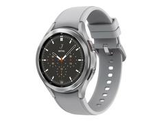 Умные часы Samsung Galaxy Watch 4 Classic 42mm Silver SM-R880NZSACIS Выгодный набор + серт. 200Р!!!