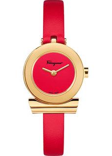 fashion наручные женские часы Salvatore Ferragamo SF4300218. Коллекция Gancino