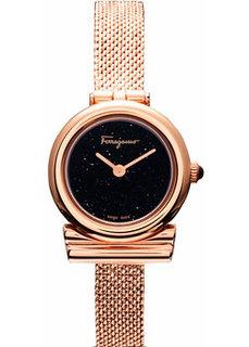 fashion наручные женские часы Salvatore Ferragamo SF1X00419. Коллекция Gancini Stone