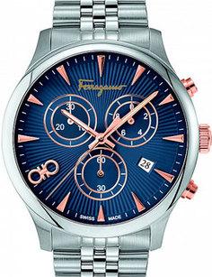 fashion наручные мужские часы Salvatore Ferragamo SFEZ00120. Коллекция Duo Chrono