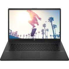 Ноутбук HP 17-cp0089ur black (4D4B3EA)