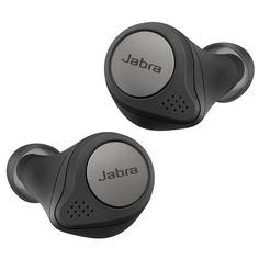 Наушники Jabra Elite Active 75t, черный