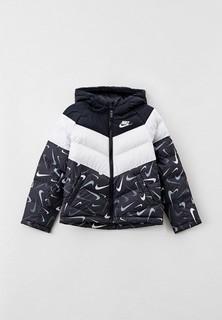 Куртка утепленная Nike U NSW SYNFIL JKT BRNDMK AOP