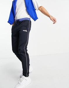 Темно-синие джоггеры с логотипом Ellesse-Темно-синий