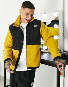 Желтая флисовая куртка The North Face Denali 2-Желтый