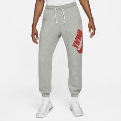Мужские джоггеры Liverpool FC - Серый Nike