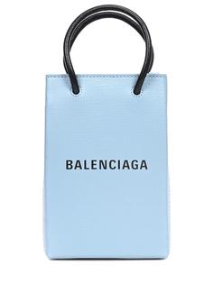 Сумка Shopping кожаная Balenciaga