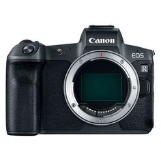 Фотоаппарат Canon EOS R body, черный [3075c003]