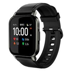 """Смарт-часы Xiaomi Haylou LS02, 1.4"""", черный / черный"""
