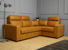 Угловой диван Виза Комфорт 05 с баром
