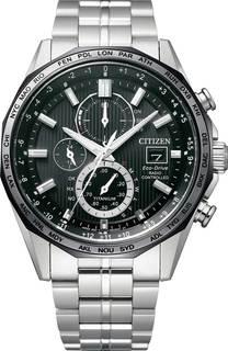 Японские мужские часы в коллекции Radio-Controlled Мужские часы Citizen AT8218-81E