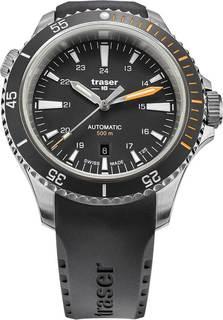 Швейцарские мужские часы в коллекции P67 professional Мужские часы Traser TR_110322