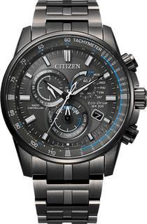 Японские мужские часы в коллекции Radio-Controlled Мужские часы Citizen CB5887-55H