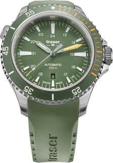 Швейцарские мужские часы в коллекции P67 professional Мужские часы Traser TR_110327
