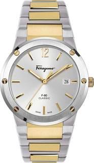 Мужские часы в коллекции F-80 Мужские часы Salvatore Ferragamo SFDT01420