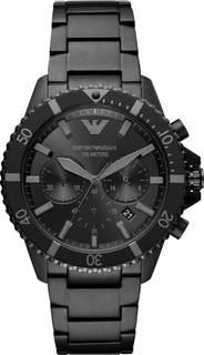 Мужские часы в коллекции Diver Мужские часы Emporio Armani AR11363