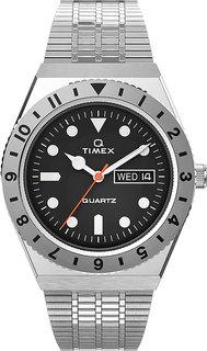 Мужские часы в коллекции Q Timex Reissue Мужские часы Timex TW2V00100