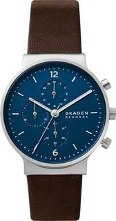 Мужские часы в коллекции Ancher Мужские часы Skagen SKW6765