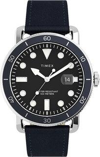 Мужские часы в коллекции Port Мужские часы Timex TW2U01900
