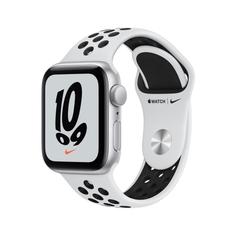 Смарт-часы Apple Watch Nike SE GPS 40mm SilAl/Pure Pl/Black NikeSp Watch Nike SE GPS 40mm SilAl/Pure Pl/Black NikeSp