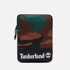Сумка Timberland Mini Crossbody Print, цвет камуфляжный