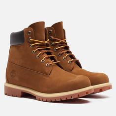 Мужские ботинки Timberland 6 Inch Premium Waterproof, цвет бежевый, размер 44.5 EU