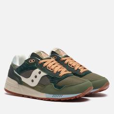 Мужские кроссовки Saucony Shadow 5000 Rain, цвет оливковый, размер 42.5 EU