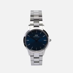 Наручные часы Daniel Wellington Iconic Arctic Small, цвет серебряный