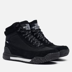 Женские ботинки The North Face Back To Berkeley III Textile Waterproof, цвет чёрный, размер 38.5 EU
