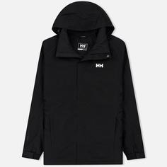 Мужская куртка Helly Hansen Dubliner Insulated, цвет чёрный, размер M