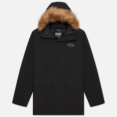 Мужская куртка парка Helly Hansen Classic, цвет чёрный, размер M