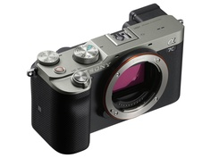 Фотоаппарат Sony Alpha A7C Body Silver ILCE-7C