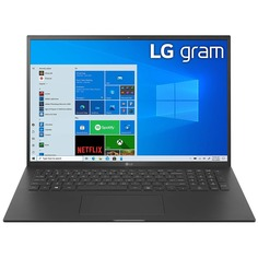Ноутбук LG Gram 17Z90P-G.AH79R Black