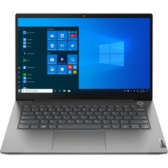 Ноутбук Lenovo ThinkBook 14 G3 grey (21A20006RU)