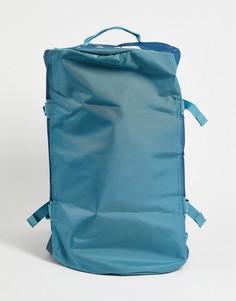 Голубая маленькая сумка дафл объемом 31л The North Face Base Camp-Голубой