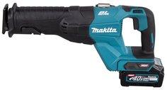 Сабельная пила Makita JR001GM201 (черно-синий)