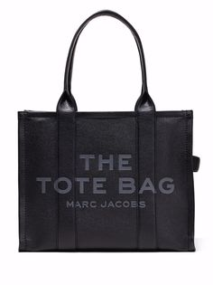 Marc Jacobs сумка The Large Leather Tote