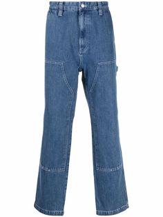 Stussy прямые джинсы