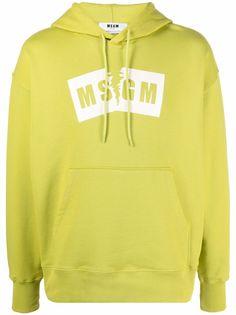MSGM худи с логотипом