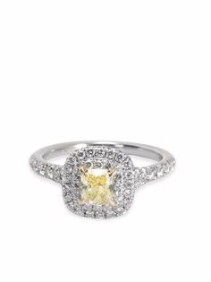 Tiffany & Co. Pre-Owned кольцо Soleste Fancy с бриллиантом