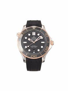OMEGA наручные часы Diver 300M Co-Axial Master Chronometer 42 мм