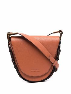 Coccinelle сумка через плечо с тисненым логотипом