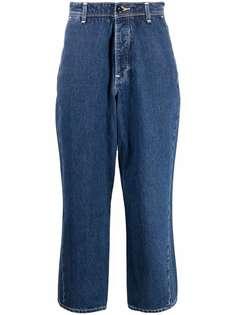 Levis: Made & Crafted широкие джинсы